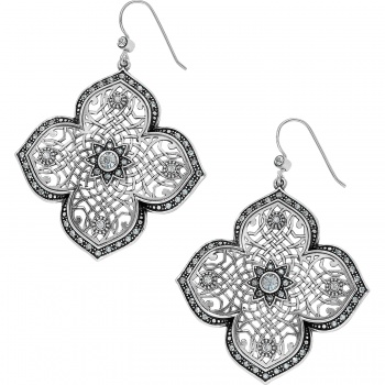 Sahuri Drop French Wire Earrings