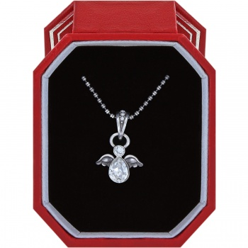 Heavenly Angel Necklace Gift Box