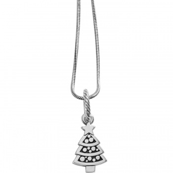 Jolly Tree Charm Necklace