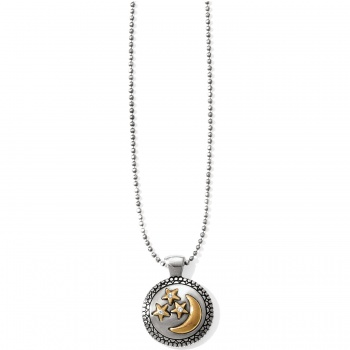 Cherished Stars & Moon Petite Necklace