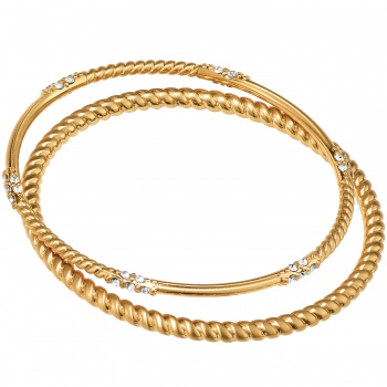 Neptune's Rings Rope Bangle Set