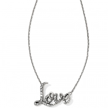 Love Script Love Script Necklace