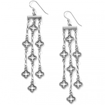 Toledo Alto Statement French Wire Earrings