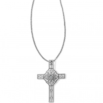Bella Roma Cross Necklace