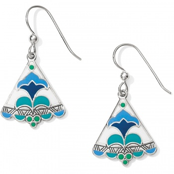 Casablanca Garden French Wire Earrings