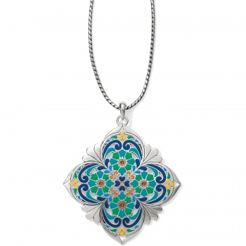 Casablanca Garden Convertible Reversible Necklace
