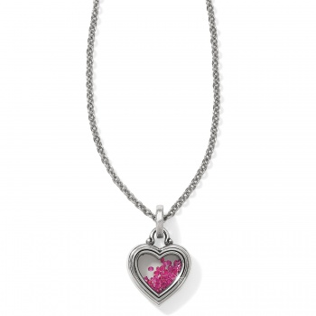 Pure Love Mini Heart Necklace