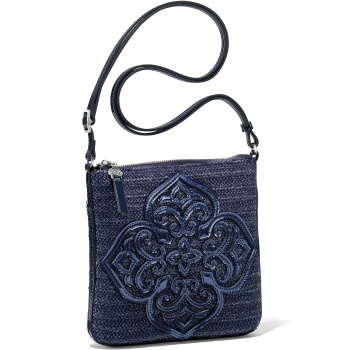 Kenna Medallion Cross Body