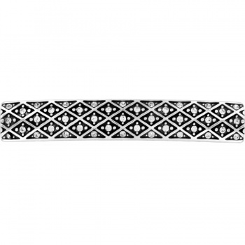Diamond Diamond Barrette