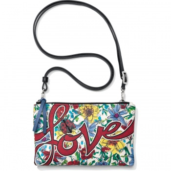 Love Garden Cross Body Pouch