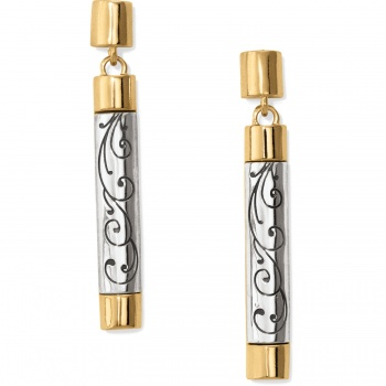 Venezia Slim Post Drop Earrings