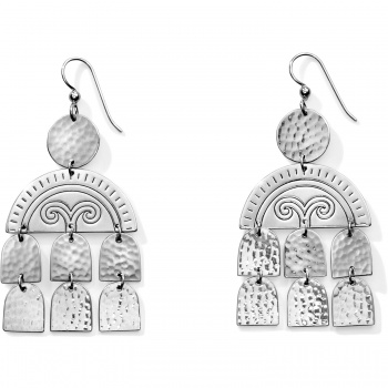 Marrakesh Soleil Large French Wire Earrings