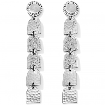 Marrakesh Soleil Long Post Drop Earrings