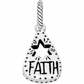 Notes Faith Charm