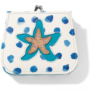 Blue Water French Kiss Wallet