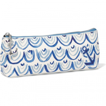 Blue Water Small Cosmetic Pouch