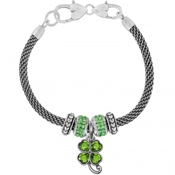 Little Clover Luck Charm Bracelet