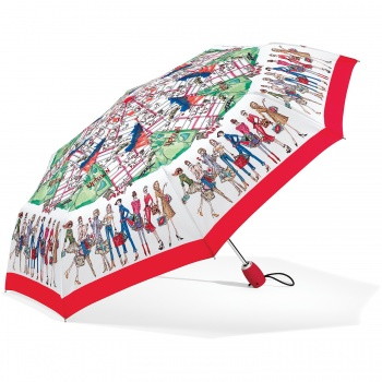 Fashionista Passport Umbrella