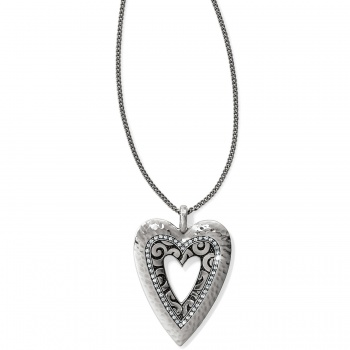 Andaluz Heart Convertible Reversible Necklace