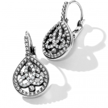 Illumina Teardrop Leverback Earrings