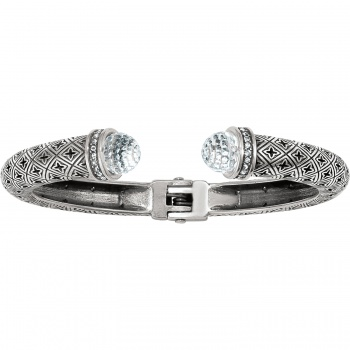 Castillo Castillo Hinged Bangle