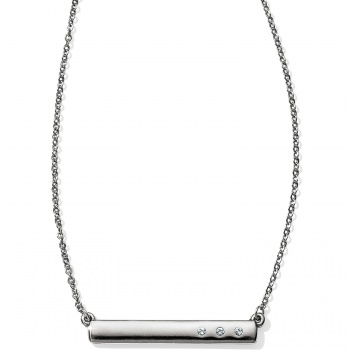 London Groove Mini Bar Reversible Necklace