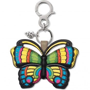 Bella Butterfly Handbag Fob