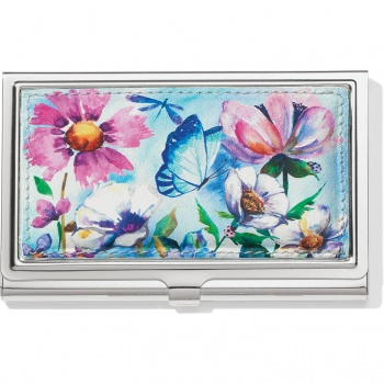 Belle Jardin Metal Card Case