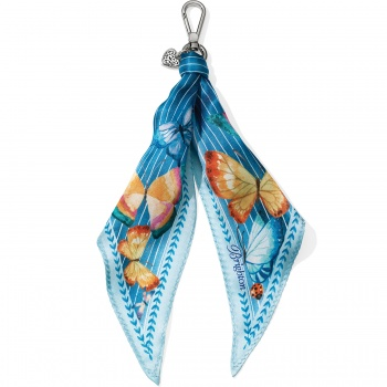 Flutterby Scarf Fob