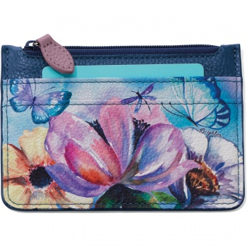 Belle Jardin Card Coin Case