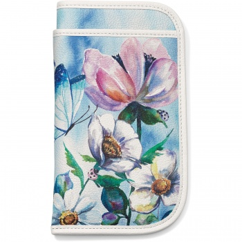 Belle Jardin Double Eyeglass Case