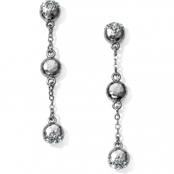 Bilbao Bilbao Mist Post Drop Earrings