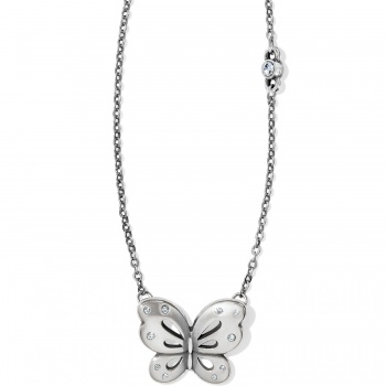 Butterfly Kiss Petite Necklace