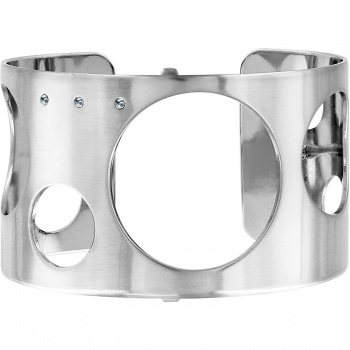 Christo Los Angeles Wide Cuff Bracelet