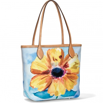 Fay Embroidered Tote