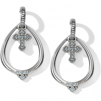 Natalia Convertible Post Hoop Earrings