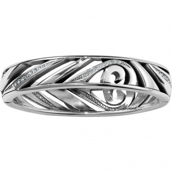 Oceanus Hinged Bangle
