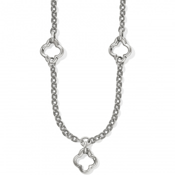 Trio Charm Necklace