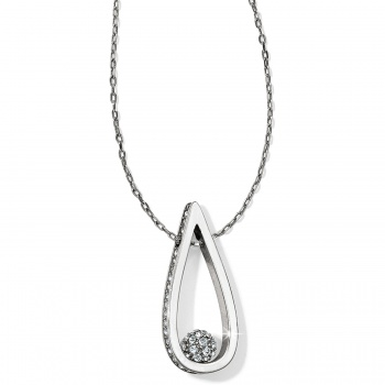 Chara Ellipse Short Necklace