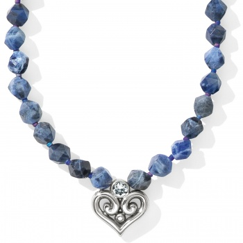 Alcazar Heart Short Necklace
