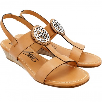 Ferrara Layna Wedge Sandals