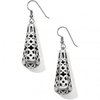 Camino De Santiago Drop French Wire Earrings
