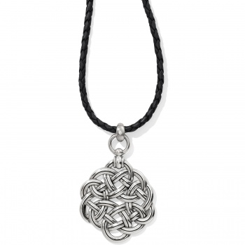 Interlok Lace Necklace