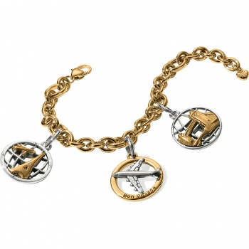 Take The Scenic Route Amulet Bracelet Gift Set