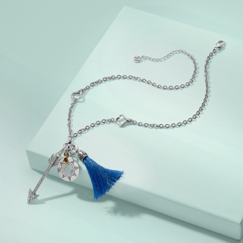 Choose Courage Amulet Necklace