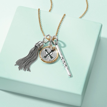 Unstoppable You Amulet Necklace Gift Set