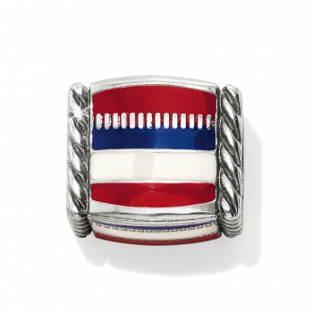 Brighton Treasures Americana Cube Bead