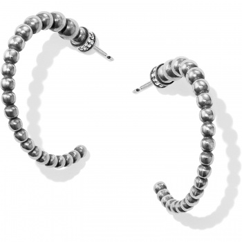 Meridian Petite Hoop Earrings