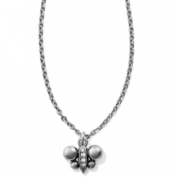 Meridian Meridian Petite Butterfly Necklace