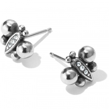Meridian Meridian Petite Butterfly Post Earrings